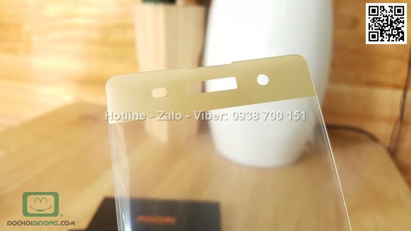 Miếng dán cường lực Sony Xperia XA KYK full màn hình 9H