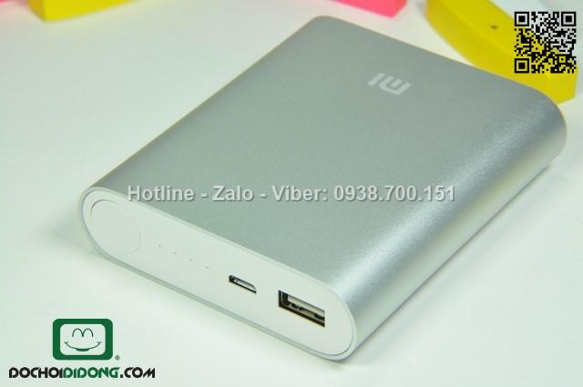Sạc dự phòng Xiaomi 10400mah chính hãng