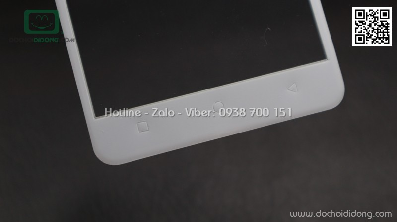 Miếng dán cường lực full màn hình Vivo V3 Max 9H viền sợi carbon
