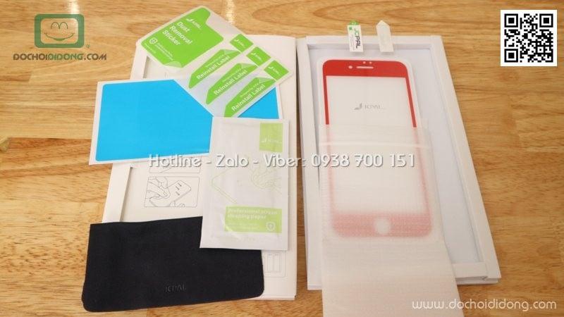 Miếng dán cường lực iPhone 8 Jcpal Presever chính hãng