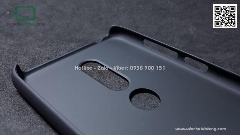 Ốp lưng Nokia X6 Nillkin vân sần