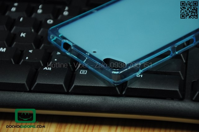Ốp lưng Lenovo Vibe X2 dẻo viền trong