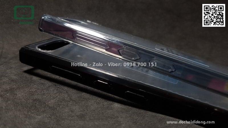 Ốp lưng Blackberry Key 2 SIKAI Fusion cao cấp