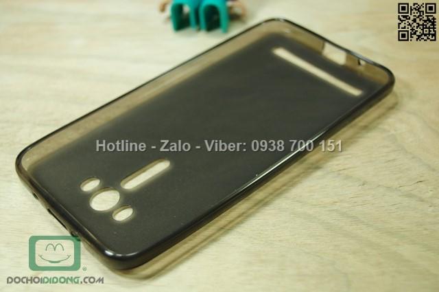 Ốp lưng Asus ZenFone 2 Laser ZE550KL dẻo viền trong