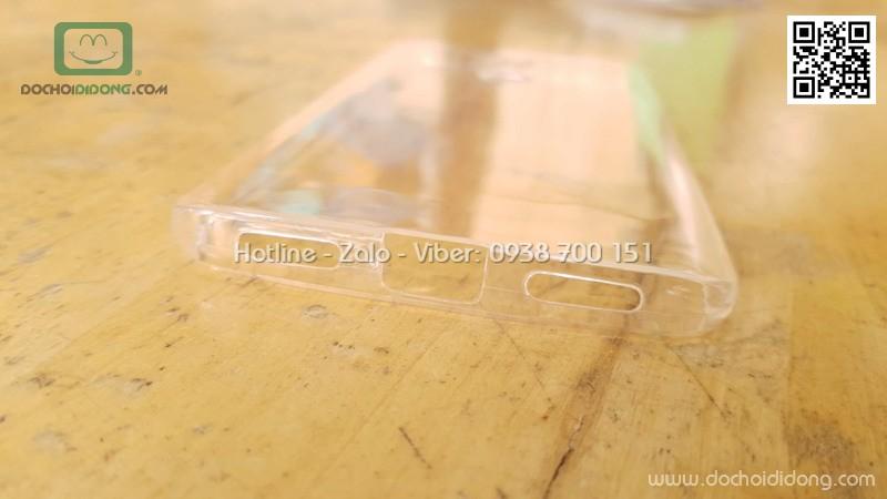 Ốp lưng Xiaomi Redmi Note 4X dẻo trong siêu mỏng