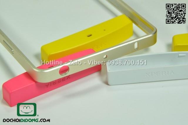 Ốp viền Oppo R1 R829 nhôm phay chốt gài