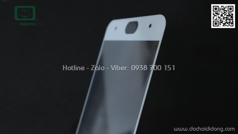 Miếng dán cường lực full màn hình Xiaomi Mi 6 9H