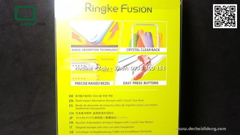 Ốp lưng Google Pixel 2 XL Ringke Fusion