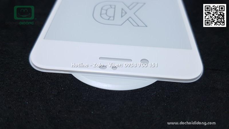 Miếng dán cường lực full màn hình iPhone 7 8 Nillkin XD CP Max 9H