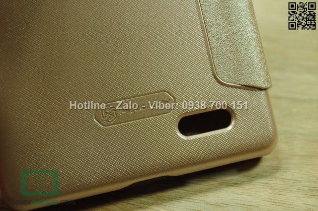 Bao da Oppo R7 Plus Nillkin Sparkle