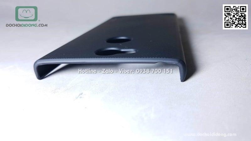 Ốp lưng Sony XA2 Nillkin vân sần