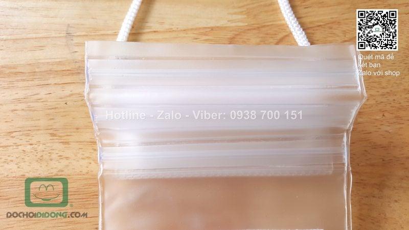 Túi chống nước dành cho điện thoại 5 inch nhiều màu