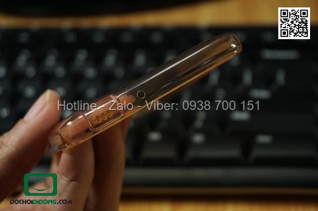 Ốp lưng Huawei Honor 4C Nillkin dẻo trong siêu mỏng