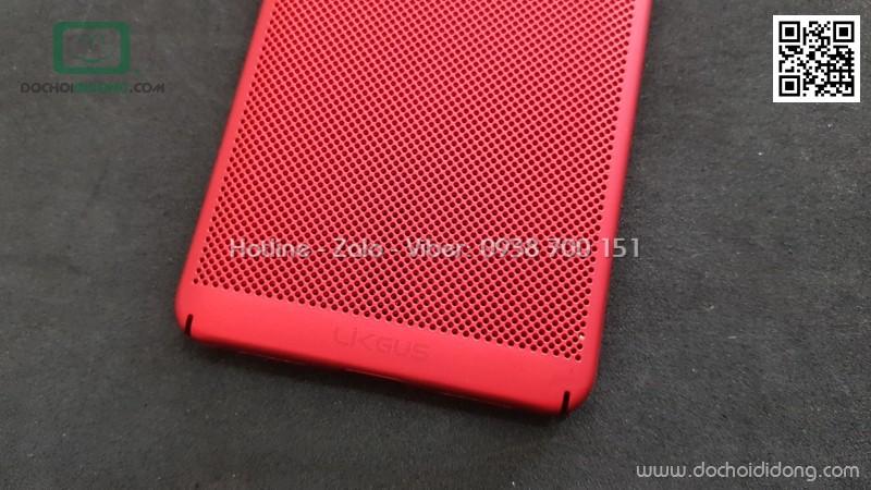 Ốp lưng Xiaomi Redmi Note 4X Likgus lưng lưới chống nóng