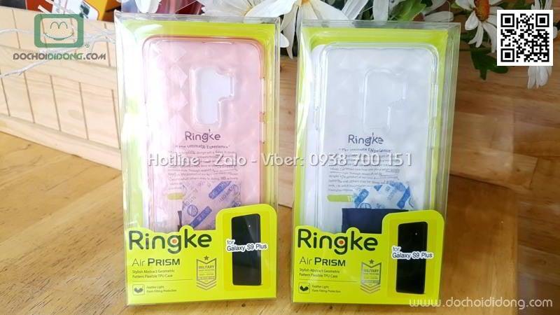 Ốp lưng Samsung S9 Plus Ringke Air Prism