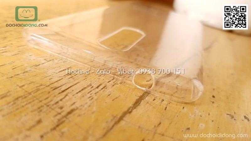 Ốp lưng Nokia 8 dẻo trong siêu mỏng