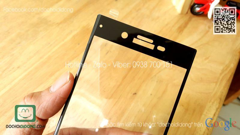 Miếng dán cường lực Sony Xperia XZ ABL full màn hình 9H