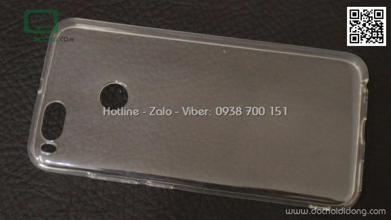 Ốp lưng Xiaomi Mi 5X dẻo trong siêu mỏng