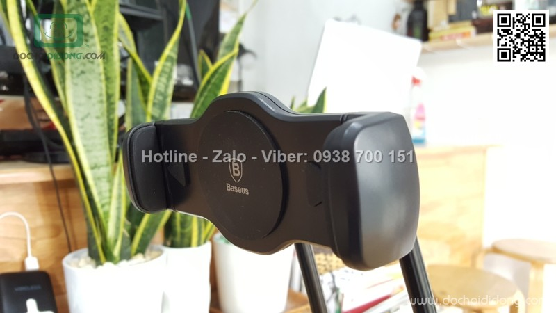 Giá đỡ điện thoại đeo cổ Baseus Model Necklace Lazy Bracket
