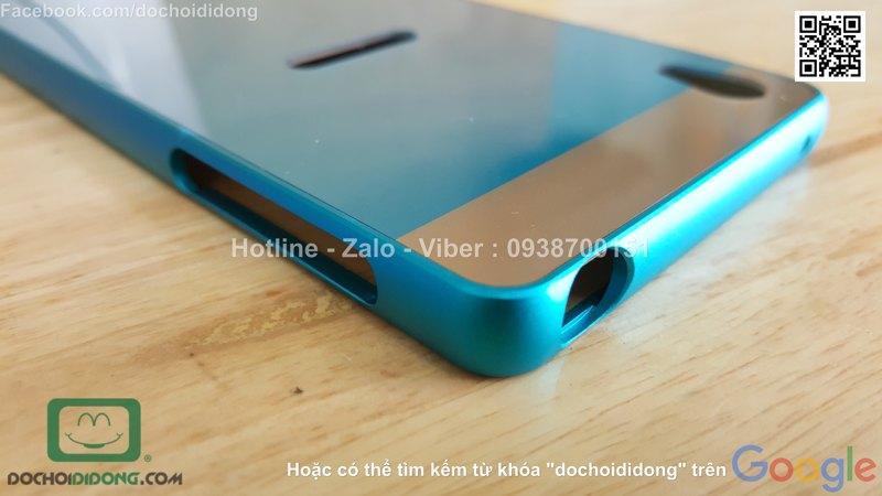 Ốp lưng Sony Xperia Z3 Z4 Alu Slim Cover