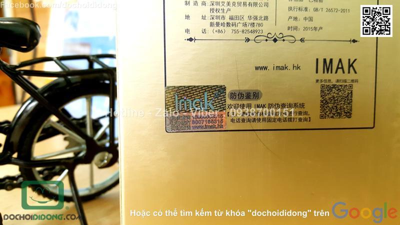 Ốp lưng HTC One M9 Imak Nano cứng trong siêu mỏng