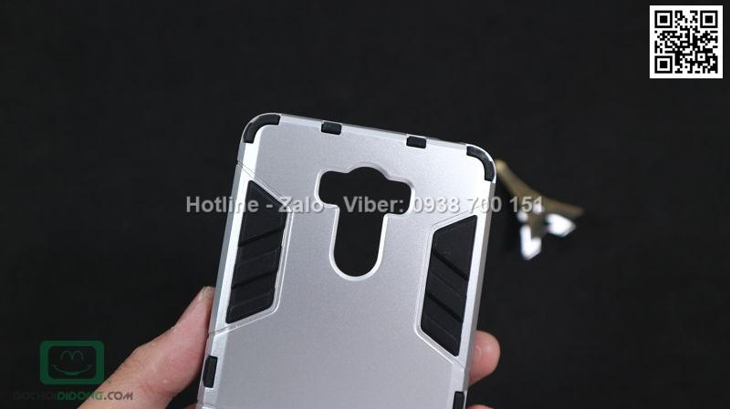 Ốp lưng Xiaomi Mi4 Prime Iron Man chống sốc có chống lưng