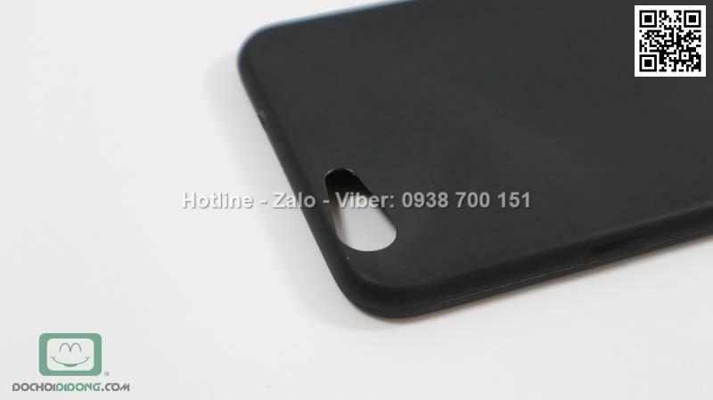Ốp lưng Oppo F1s dẻo nhám siêu mỏng