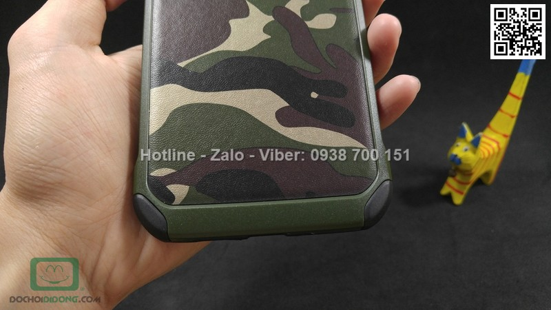 Ốp lưng Asus Zenfone 3 5.5 Inch quân đội chống sốc