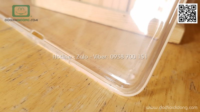 Ốp lưng iPad Air 2 dẻo trong