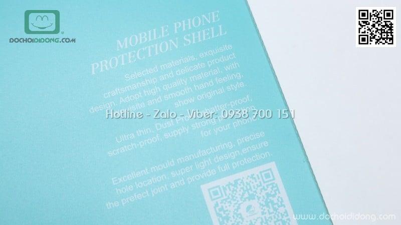 Ốp lưng iPhone 8 iSmile dẻo trong siêu mỏng
