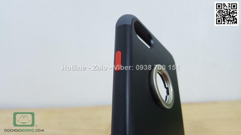 Ốp lưng iPhone 8 Baseus Magnetic Ring Case