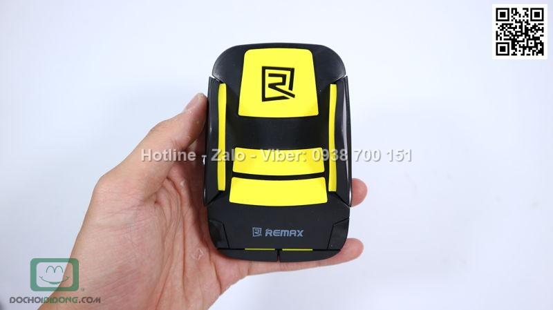 Giá đỡ điện thoại Remax Bicyle Phone Holder dành RM 08 cho xe đạp xe máy