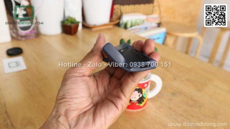 Ốp lưng Sony Xperia XA1 vân vải bố