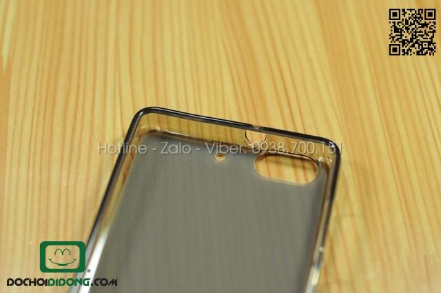 Ốp lưng Huawei Honor 4C dẻo viền trong