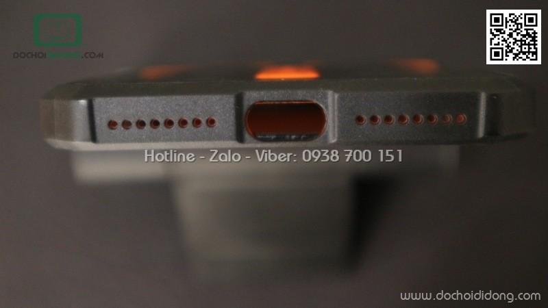 Ốp lưng iPhone 8 Plus Nillkin Defender siêu chống sốc