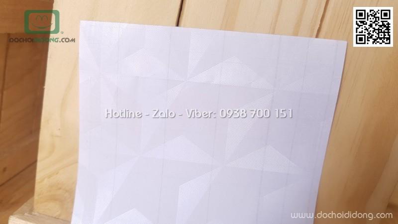 Miếng dán mặt lưng iPhone 8 Plus in khối 3D