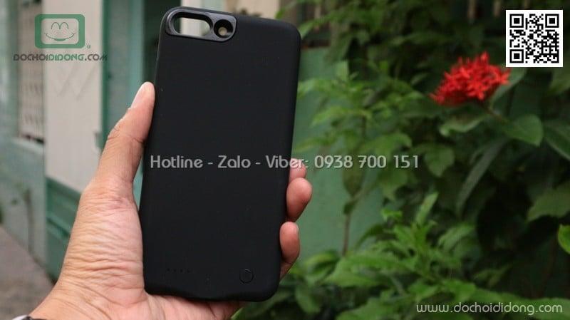 Ốp lưng sạc dự phòng iPhone 8 Plus Baseus 3650mAh