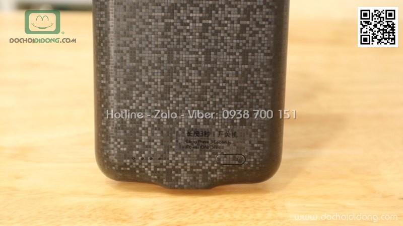 Ốp lưng sạc dự phòng iPhone 7 Plus Baseus 7300mAh