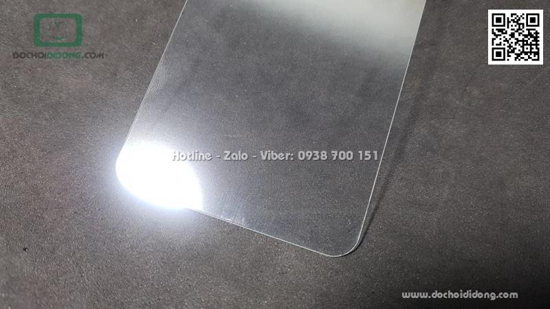 Miếng dán cường lực Lenovo Z5 Qii keo mềm
