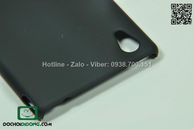 Ốp lưng Sony Xperia M4 Aqua Nillkin vân sần