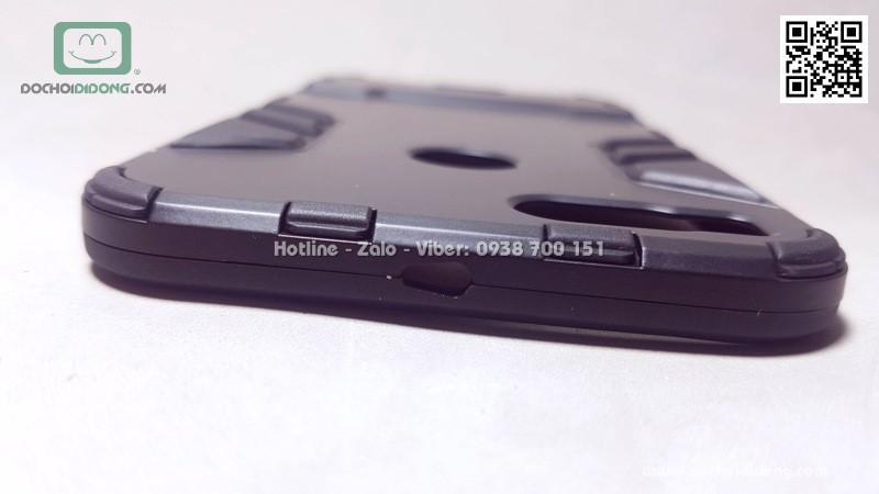 Ốp lưng Xiaomi Mi 5X iRon Man chống sốc có chống lưng