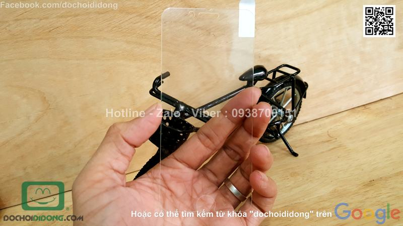 Miếng dán cường lực iPhone 7 Nillkin Amazing H+ Pro