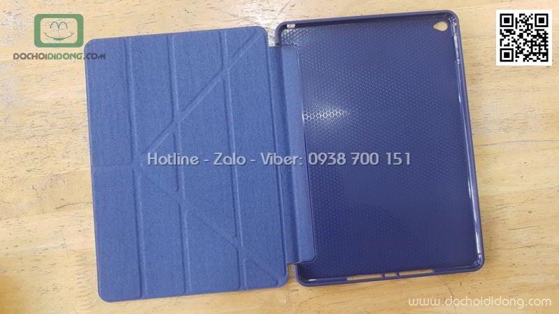 Bao da iPad Air 2 lưng dẻo chân gấp chữ V