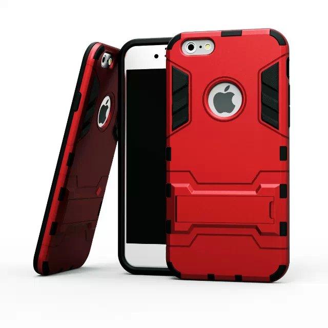 Ốp lưng Sony Xperia XA Ultra Iron Man chống sốc có chống lưng