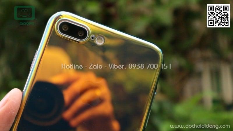 Ốp lưng iPhone 7 Plus Baseus tráng gương