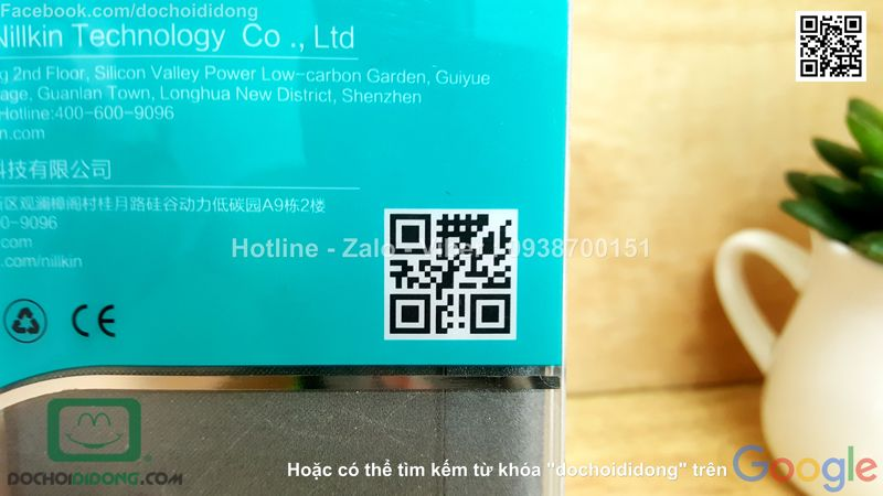 Bao da Asus Zenfone 3 ZE520KL 5.2 Inch Nillkin Sparkle