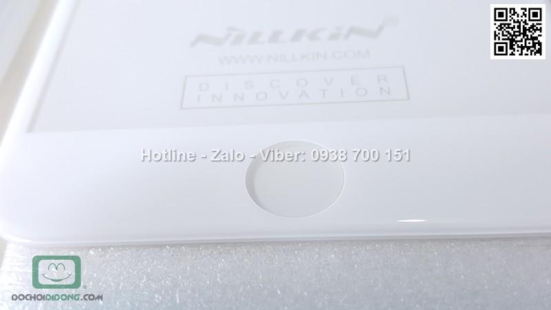 Miếng dán cường lực iPhone 7 Plus Nillkin 3D CP Max full màn hình 9H