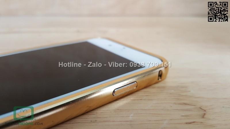Ốp lưng iPhone 7 Plus viền nhôm lưng tráng gương