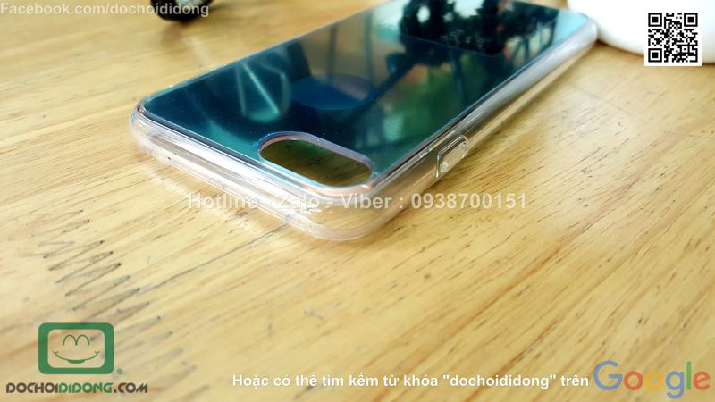 Ốp lưng iPhone 8 Ringke Mirror
