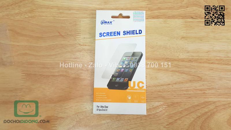 Miếng dán màn hình Sony Xperia Z3 mini Vmax 2 mặt loại trong